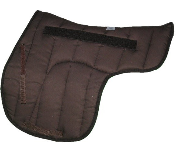 Cushion Quilt Pad for most BALANCE saddle styles.